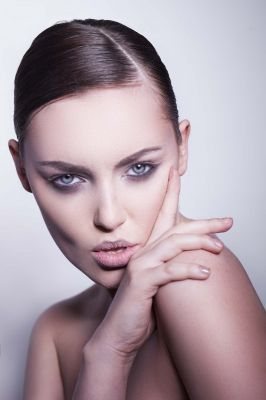 make-up : Felix Shtein photographer : Viktor Kislyyhair : Igor Vaneshnimodel : Fissa Goldstein