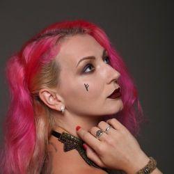 Make up artist Luzenko Katia