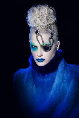 Photo: M-StudioMake Up: Felix ShteinHair & Style: Vita Alexandra GotfridModel : Einat Hirsch