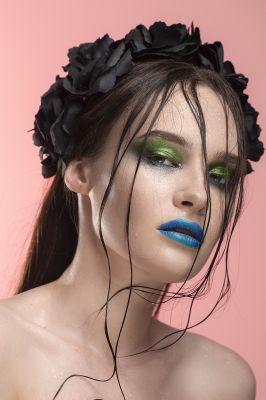 photography UKIEART model Milana Yagudina