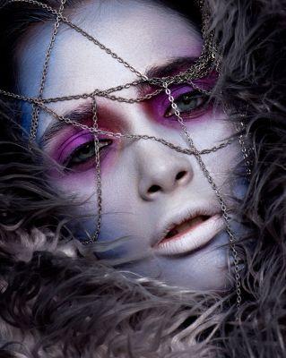 Makeup Felix ShteinPhotograph Mary VostokovaModel Anastasia Ivanenko