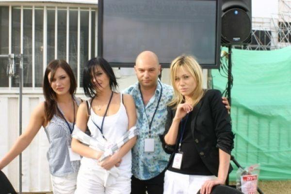 """группа """"Серебро""""""""из России с любовью 2008"""""""