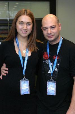 Феликс Штейн и Дарья Богатова(Гран-при в международном конкурсе «Золотая роза» в Париже, призер чемпионата Европы,победительница конкурса FASHIONSTYLE)