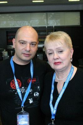 Таисья Васильева тренер национальной сборной Украины по макияжу и боди-арта, судья международного класса