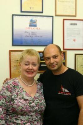 Taisiya & Felix Shtein