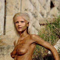 Photographer: Eddi Shtern Model: Tanya Body-art: Vika Kovalenko