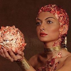 Photographer: Eddi Shtern Model: Lena Makeup: Sergei Gabov