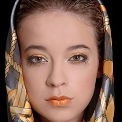 Photographer: Eddi Shtern Model: Sveta Makeup: Vika Kovalenko & Olga Maizler