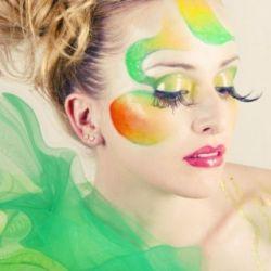 make up: S.Lisitskaya
