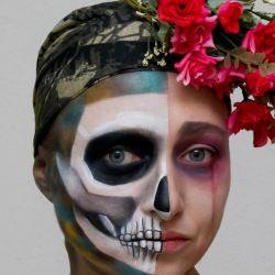 makeup - Olga Shirova