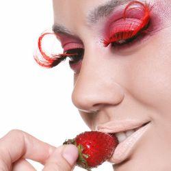 make up: Alina Kurganovafoto: Eddi Shtern